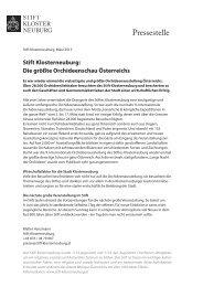 pdf, 346.58 KB - Stift Klosterneuburg