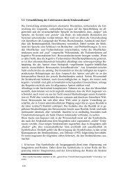 3.3. Versachlichung des Unbewussten durch Strukturalismus? Die ...