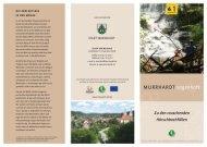 MURRHARDT sagenhaft - Naturpark Schwäbisch Fränkischer Wald
