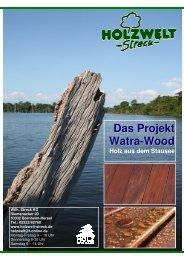 Wasserholz - gehts zu Streck in Bornheim