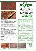 Wasserholz - gehts zu Streck in Bornheim - Seite 4