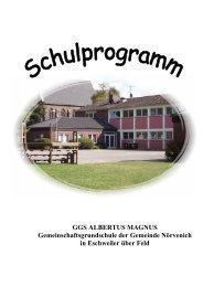 schulprogramm 2\374 - auf der Homepage der GGS Albertus Magnus