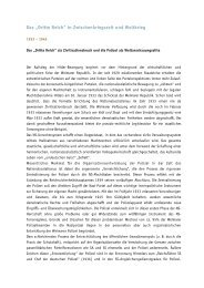 """Das """"Dritte Reich"""" in Zwischenkriegszeit und Weltkrieg - Deutsche ..."""