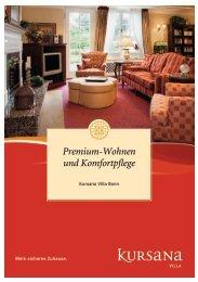 pdf Broschüre Villa Bonn - Kursana