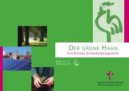 Der Grüne Hahn - Haus kirchlicher Dienste