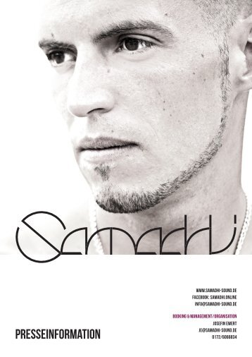 Samadhi Pressemappe 2013.pdf - TerraSound