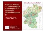Présentation ROP IV - F - eurodistrict regio pamina