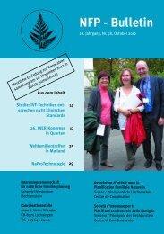 NFP Bulletin Nr. 58 (Oktober 2012) - ignfp
