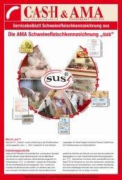 """Die aMa Schweinefleischkennzeichnung """"sus"""" - fleisch-teilstuecke.at"""