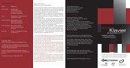 Symposium Klavier - Dr. Hoch's Konservatorium