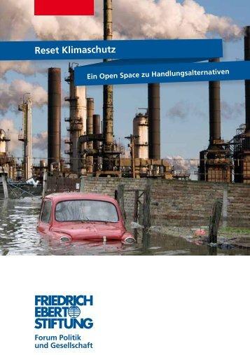Reset Klimaschutz - Bibliothek der Friedrich-Ebert-Stiftung