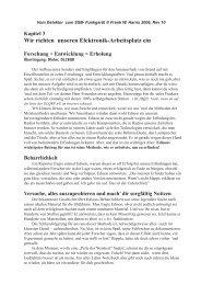 Kapitel 3 Wir richten unseren Elektronik-Arbeitsplatz ... - QRPproject!