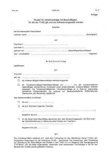 Muster Nr 26 Verwaltungsvorschriften Im Internet