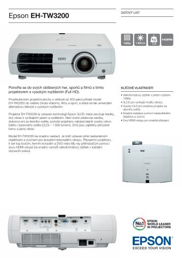 Epson EH-TW3200