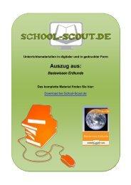 Basiswissen Erdkunde - School-Scout