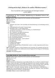 "Arbeitsgemeinschaft ""Kulturen des antiken Mittelmeerraumes"""