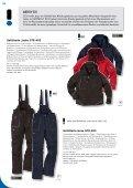 Kälteschutz - Berufsbekleidung Bittner - Seite 3
