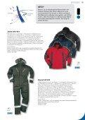 Kälteschutz - Berufsbekleidung Bittner - Seite 4