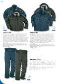 Kälteschutz - Berufsbekleidung Bittner - Seite 5