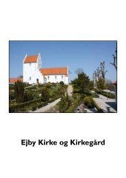 Ejby Kirke og Kirkegård