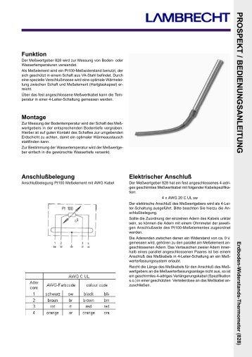 PDF Dokument anzeigen