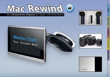 Mac Rewind - Issue 46/2009 (197) - MacTechNews.de - Mac Rewind