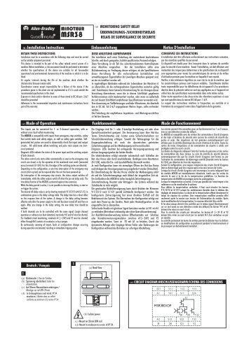 msr38 minotaur monitoring safety relay installation instructions?quality=85 r safety sick 6024918 safety relay wiring diagram at gsmportal.co