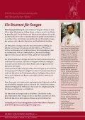 Lesen Sie hier einen Bericht über die Andachten und über das Projekt - Seite 2