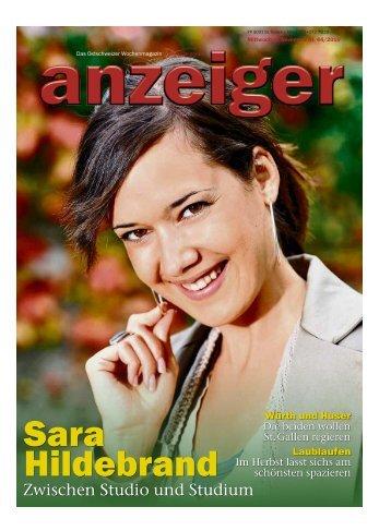 Ein glanzvoller Auftakt - Sarah Hildebrand