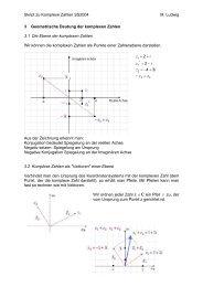 Kapitel 3 - Mathematik
