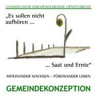 GEMEINDEKONZEPTION - Kirchenkreis Wittgenstein