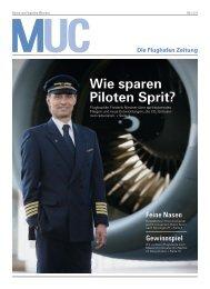 MUC - Die Flughafen Zeitung