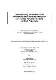 Die Bedeutung der intrinsischen Arbeitsmotivation ... - Org-Portal.org