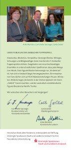 Puppenspiele Programm 2011-12b.indd - Stadt Ansbach - Seite 5