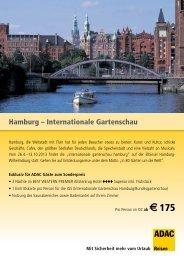 Hamburg – Internationale Gartenschau