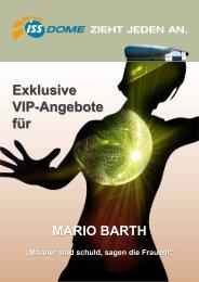 Mario Barth - VIP Angebote - ISS Dome