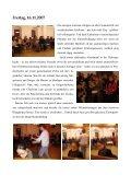 Chorlager in Windischleuba 16.11.–18.11.2007 - Vivat academia - Seite 2