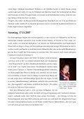 Chorlager in Windischleuba 16.11.–18.11.2007 - Vivat academia - Seite 4
