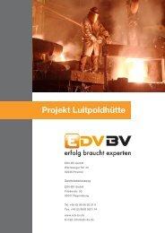 Projekt Luitpoldhütte - EDV-BV GmbH