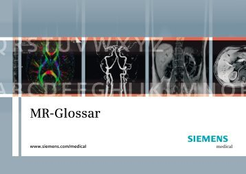 MR-Glossar - Siemens Healthcare
