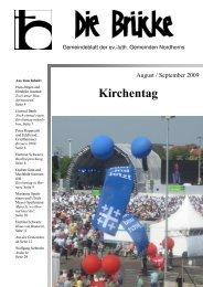 Kirchentag - Lutherisch in Nordhorn