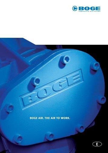Au09-1707 image Umschlag -E- - Boge Kompressoren
