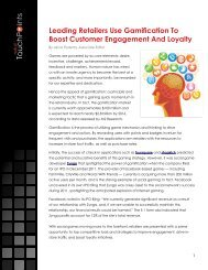 Leading Retailers Use Gamification To Boost Customer ...
