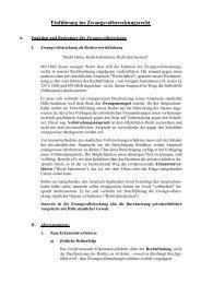 Einführung ins Zwangsvollstreckungsrecht (137.07 ... - Fh-guestrow.de
