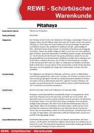 Pitahaya - REWE Beckum