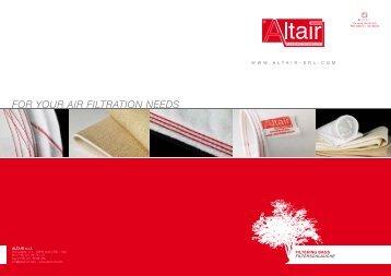 Downloaden Broschüren - Altair