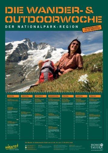 DER NATIONALPARK-REGION