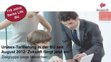 Swiss Life BU-Offensiven 2012 - BCA OnLive