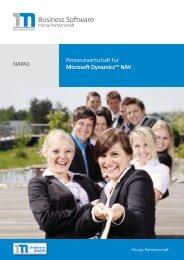Factsheet NAPA3 - R+M Business Software GmbH