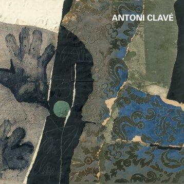 ANTONI CLAVÉ - Galerie Boisseree